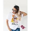 Gift Pack T-shirt for Women + Planner - Too GLAM