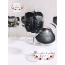 Set pahare de vin&carafa Around the World