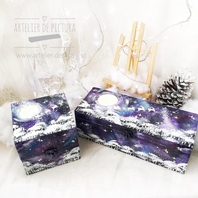 Christmas Galaxy Set 1X12cm