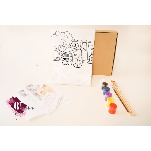 Creative ARTistic FAMILY Pack - The plane