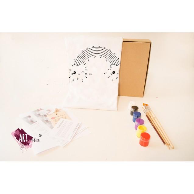 Creative ARTistic KID Painting Set - Rainbow