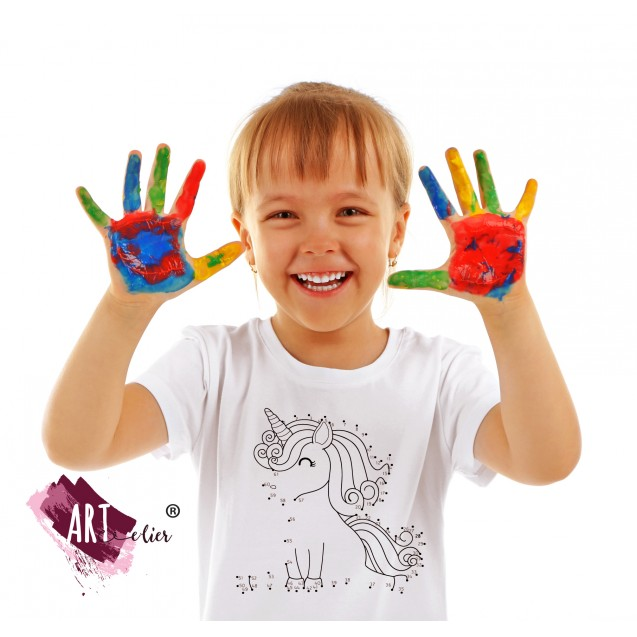 Creative ARTistic KID Painting Set - Unicorn