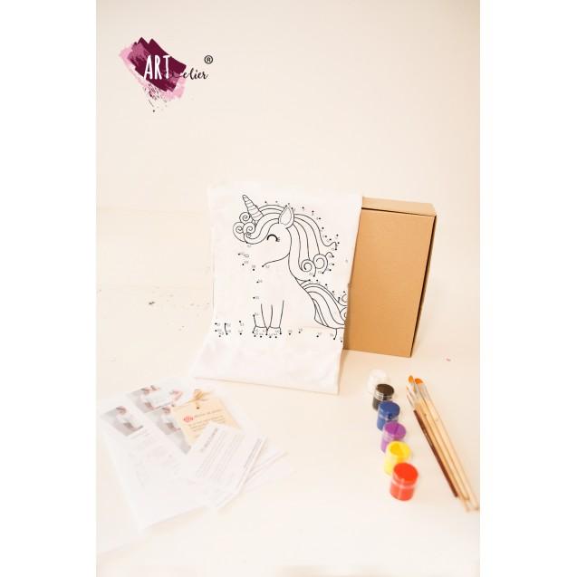 Creative ARTistic KID Painting Set - Unicorn