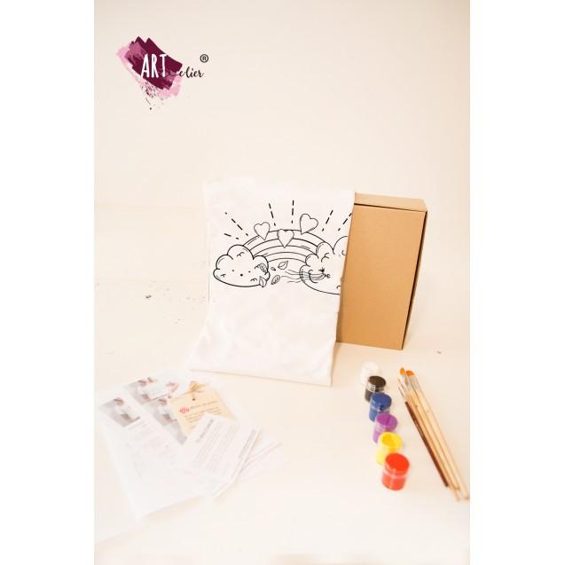 Creative ARTistic TEEN - Rainbow 02