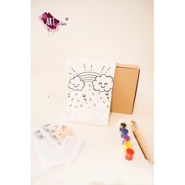 Creative ARTistic TEEN - Curcubeu 01