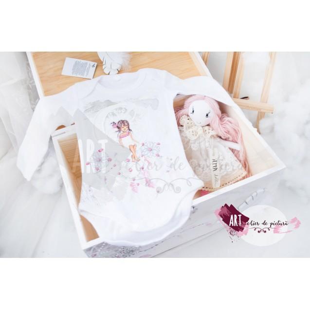 BabyARTistic set cadou nou-nascut Zana Viselor