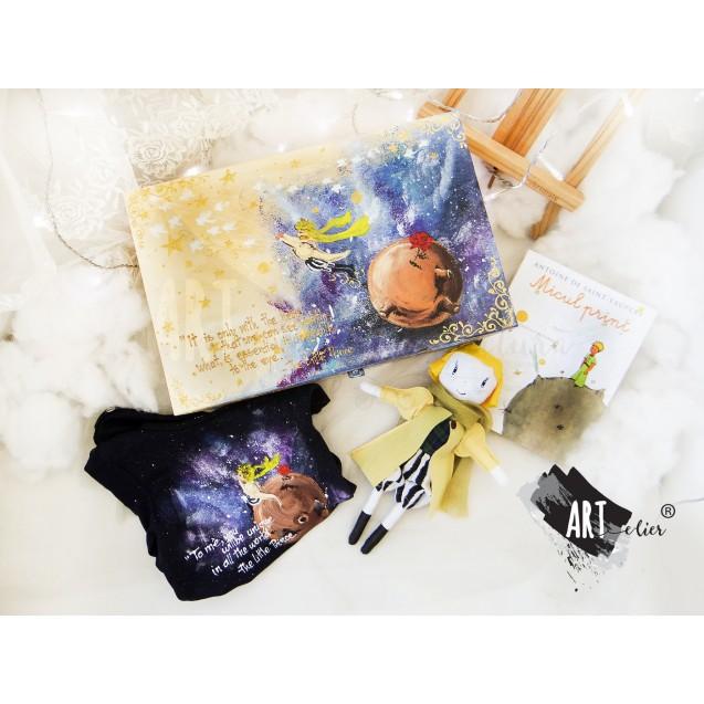 BabyARTistic set cadou nou-nascut Micul Print